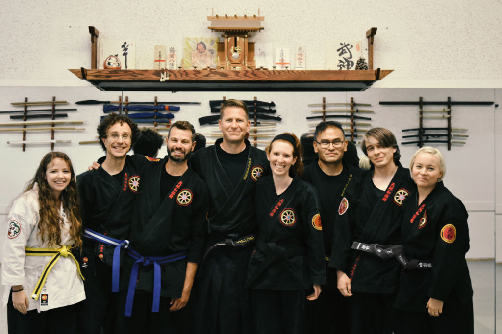 adult martial arts program
