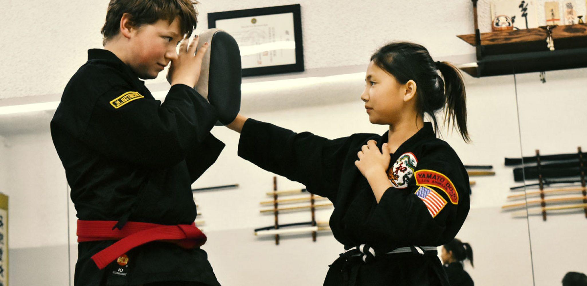 self defense classes LA